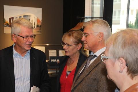 Foto: Werner Maas, Luzia Moldenhauer, Peter-Jürgen Schneider, Bärbel Ehrich