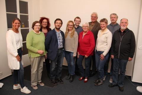 Foto: Vorstand Die SPD in Bassum + Revisionsverantwortliche