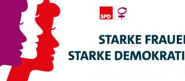 Starke Frauen Starke Demokratie