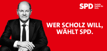 Wer Scholz will, wählt SPD