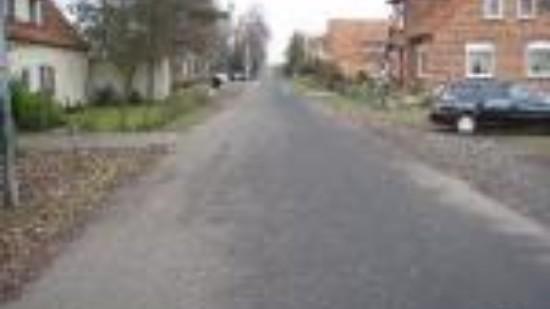 Foto: Straße in Neubruchhausen